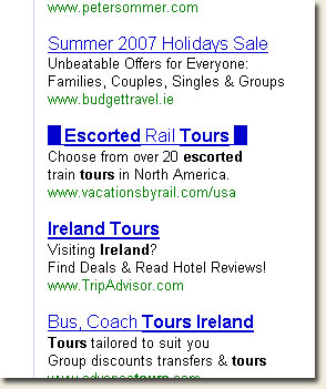 Escorted Tours Ireland - Adgroup