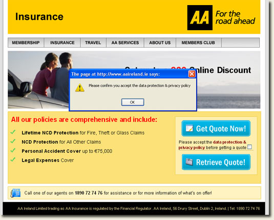 Car Insurance  How To Smother Your Prospects and Kill Your Leads