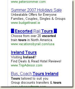 Escorted Tours Ireland - Adgroup